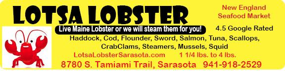 lotsa lobster