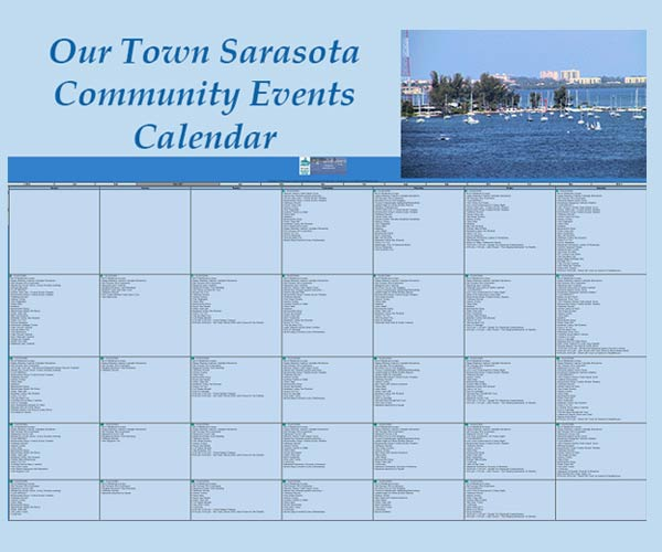 Sarasota events calendar