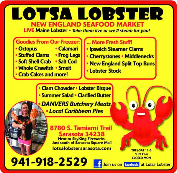 lots a Lobster ad