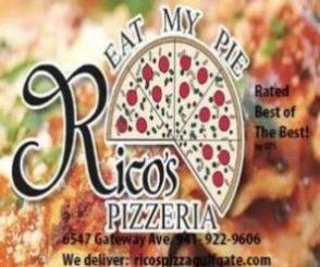 Sarasota Ricos best pizza