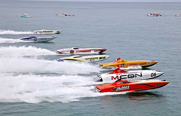 SARASOTA POWERBOAT GRAND PRIX FESTIVAL ANNOUNCES, Our Town Sarasota News Events