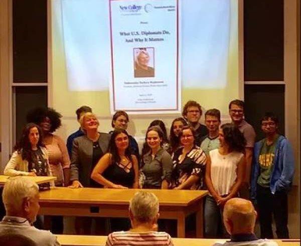 Sarasota's World Affairs Lectures, Our Town Sarasota News Events