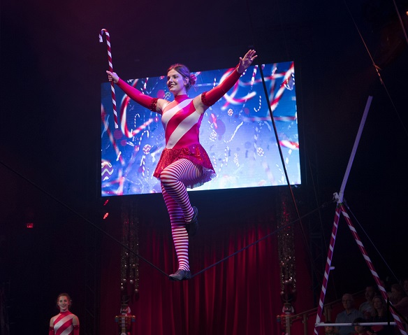 Sailor Circus Christmas Shows