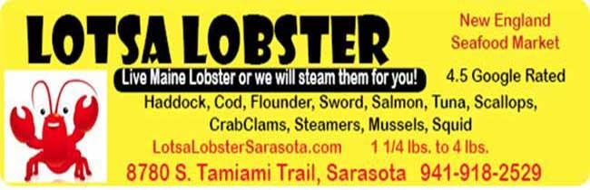 Sarasota best seafood
