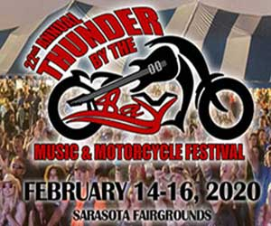 Thunder by The  Bay 2020, Our Town Sarasota News Events