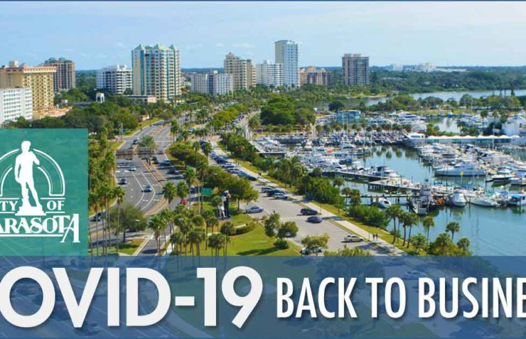 City of Sarasota Covid-19 Update, Our Town Sarasota News Events