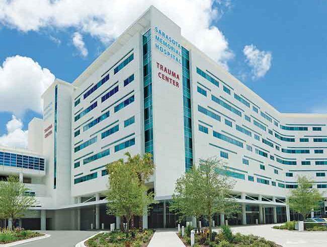 Sarasota Memorial Earns High Marks, Our Town Sarasota News Events