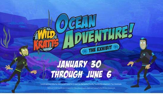 Mote's Wild Kratt's Exhibit, Our Town Sarasota News Events