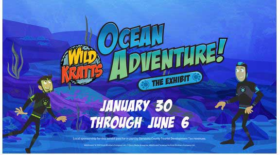 Mote's Wild Kratt's Exhibit, Our Town Sarasota News Events