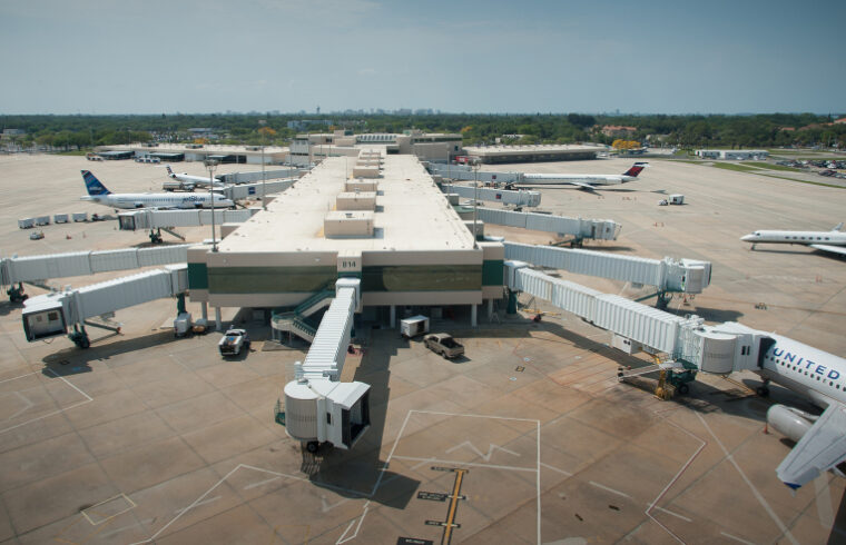 Sarasota Airport Traffic Smashes Records, Our Town Sarasota News Events