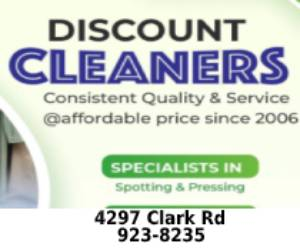 discount cleaners