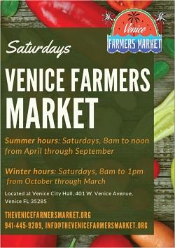 Venice Farmers Market, Our Town Sarasota News Events